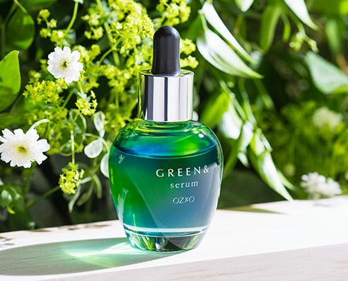 GREEN& SERUM グリーンアンドセラム