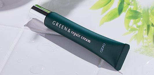 GREEN& REPAIR CREAM グリーンアンドリペアクリーム